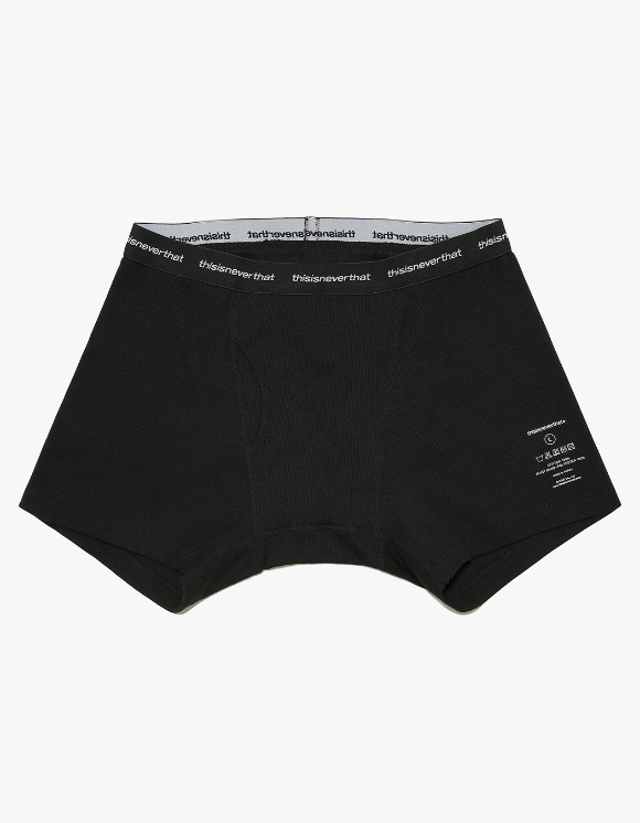thisisneverthat SP Boxer Briefs - Black | HEIGHTS. | 하이츠 온라인 스토어