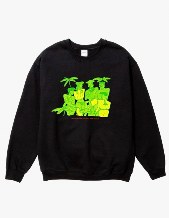 Moomblast Moomblast Crewneck - Black | HEIGHTS. | 하이츠 온라인 스토어