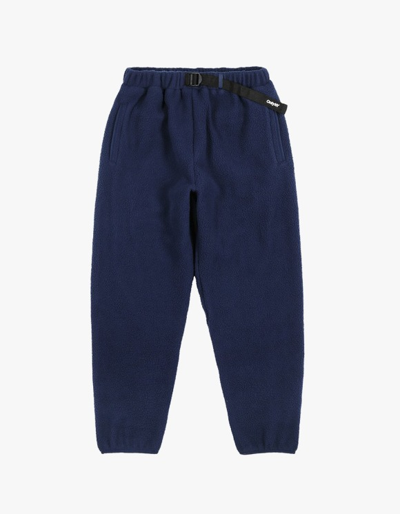 Only NY Fleece Pants - Navy | HEIGHTS. | 하이츠 온라인 스토어