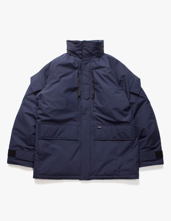 Lores Extreme Cold Weather Parka - Dark Navy | HEIGHTS. | 하이츠 온라인 스토어