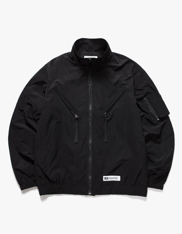 Lores Utility Jacket - Black | HEIGHTS. | 하이츠 온라인 스토어