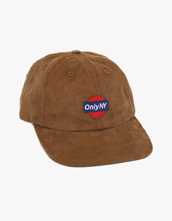 Only NY Corduroy Service Polo Hat - Tan | HEIGHTS. | 하이츠 온라인 스토어