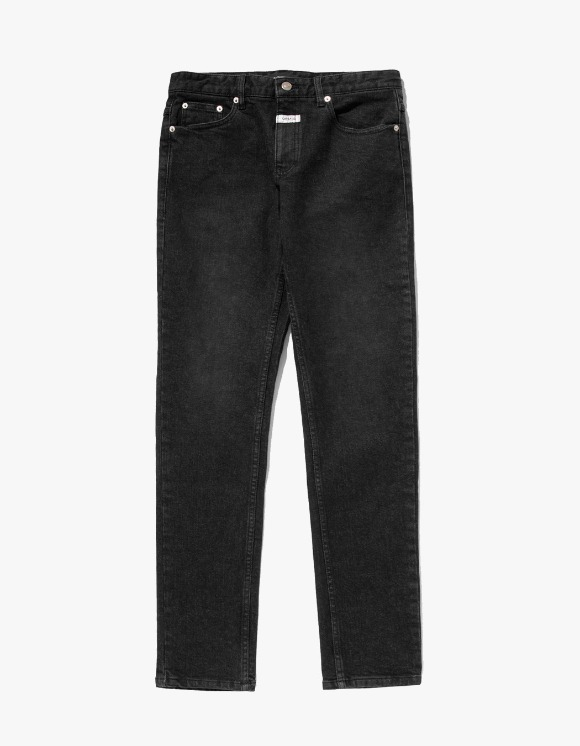Marith+Franois Girbaud MFG ROLL POCKET JEANS (MEN) stone black | HEIGHTS. | 하이츠 온라인 스토어