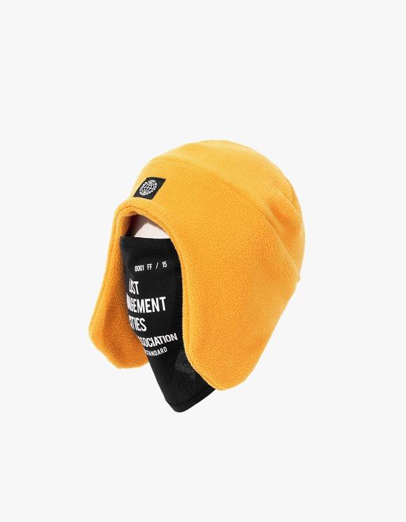 LMC LMC MASK FLEECE EARFLAP BEANIE yellow | HEIGHTS. | 하이츠 온라인 스토어