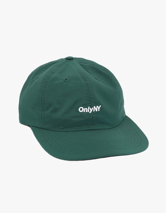 Only NY Nylon Tech Polo Hat - Green | HEIGHTS. | 하이츠 온라인 스토어
