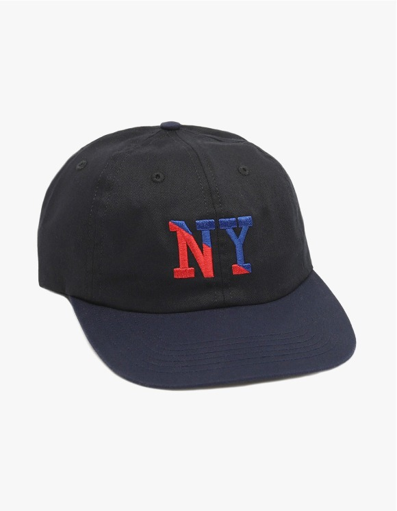 Only NY NYC Crew Polo Hat - Black | HEIGHTS. | 하이츠 온라인 스토어