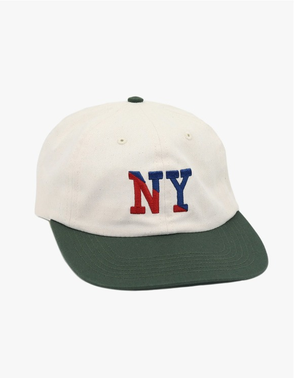 Only NY NYC Crew Polo Hat - Natural | HEIGHTS. | 하이츠 온라인 스토어