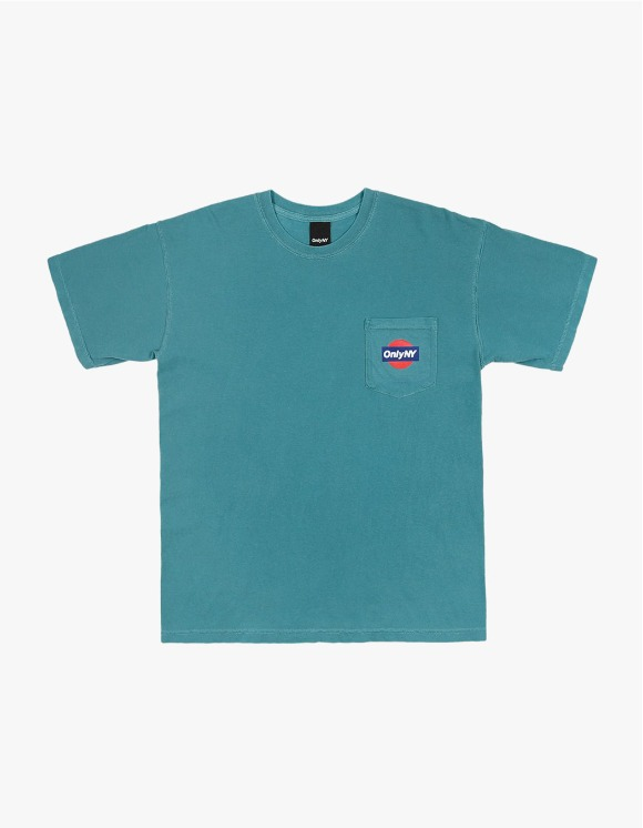 Only NY Service S/S Tee - Mallard | HEIGHTS. | 하이츠 온라인 스토어