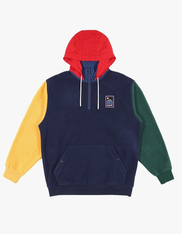 Only NY Outdoor Gear Fleece Pullover - Multi | HEIGHTS. | 하이츠 온라인 스토어