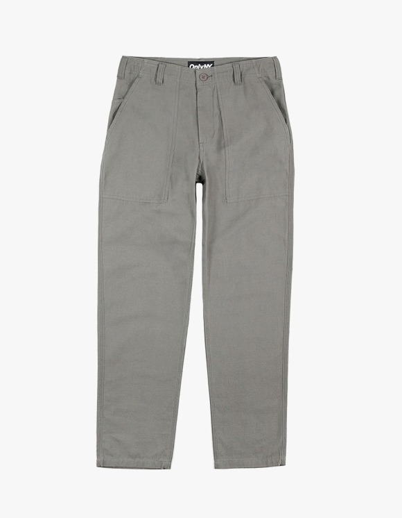 Only NY Canvas Fatigue Pants - Olive | HEIGHTS. | 하이츠 온라인 스토어