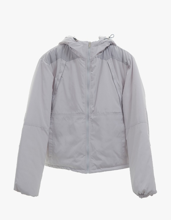 San San Thinsulate Jacket - Grey | HEIGHTS. | 하이츠 온라인 스토어