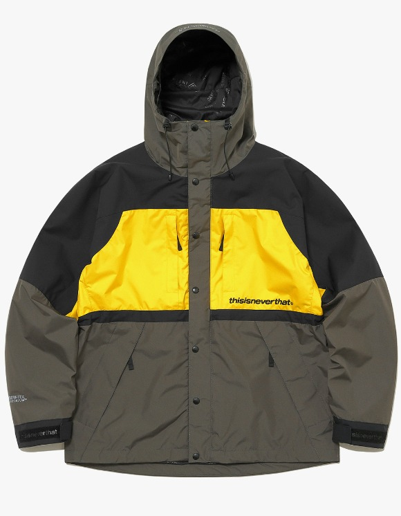 thisisneverthat GORE-TEX® INFINIUM™ Explorer jacket - Grey | HEIGHTS. | 하이츠 온라인 스토어