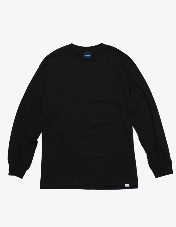 360Sounds Interbreed X 360Sounds X Disk Union Players L/S Tee - Black | HEIGHTS. | 하이츠 온라인 스토어