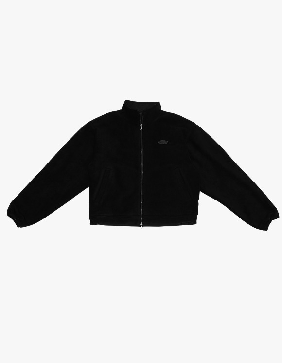 GPD Reversible Windbreaker - Black | HEIGHTS. | 하이츠 온라인 스토어