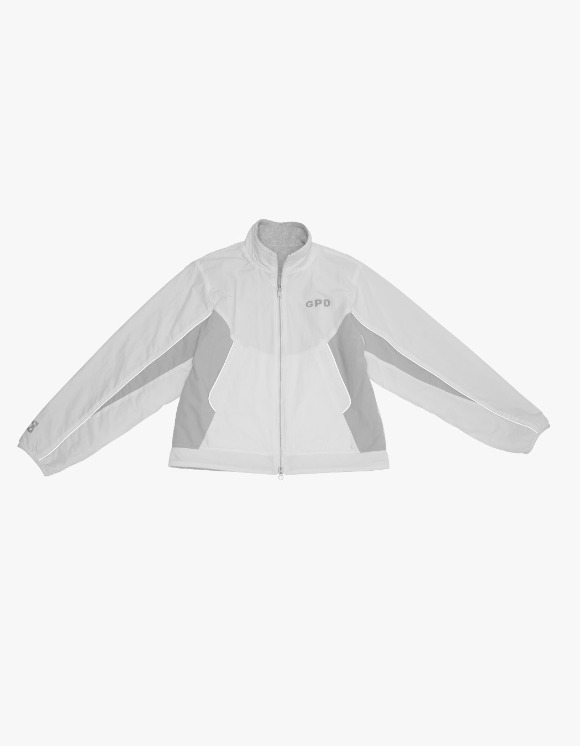 GPD Reversible Windbreaker - White | HEIGHTS. | 하이츠 온라인 스토어