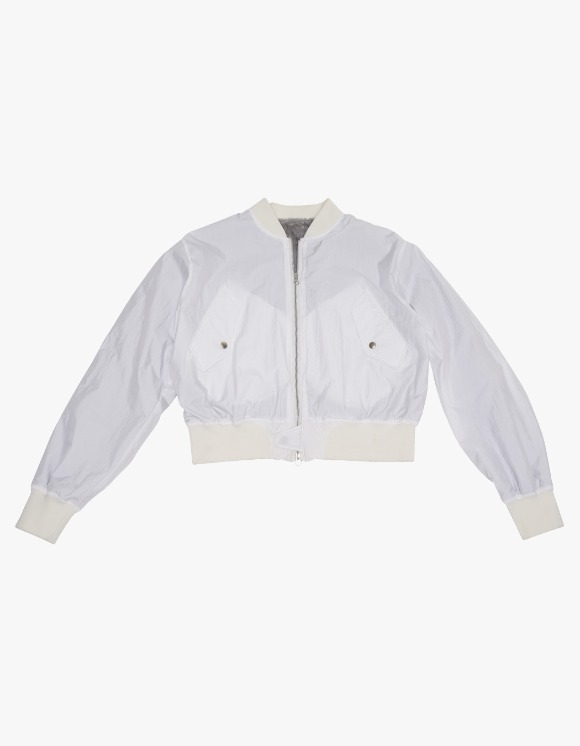 GPD Boar MA-1 Jacket - White | HEIGHTS. | 하이츠 온라인 스토어
