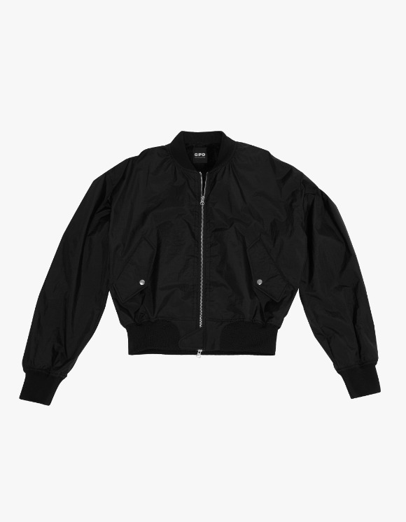 GPD Boar MA-1 Jacket - Black | HEIGHTS. | 하이츠 온라인 스토어