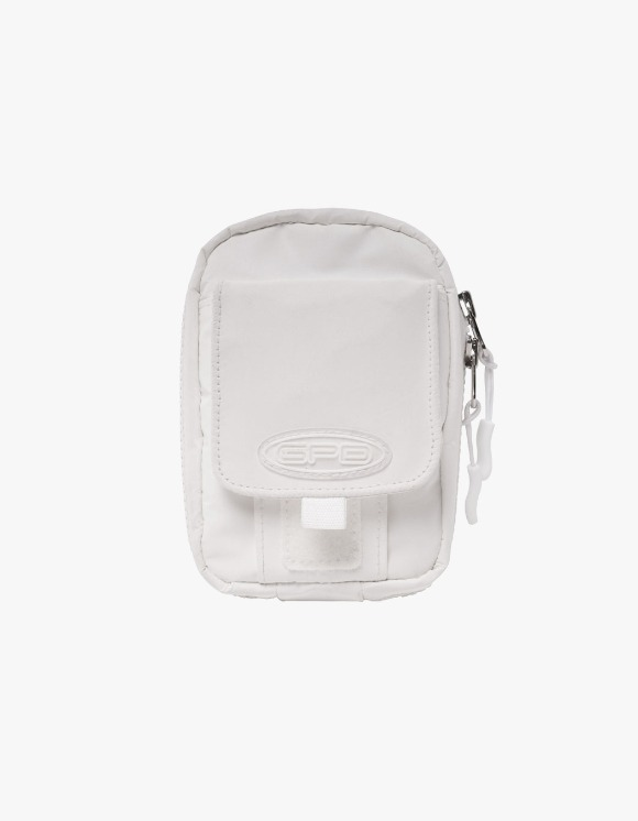GPD METRO Single Tumbler Sack - White | HEIGHTS. | 하이츠 온라인 스토어