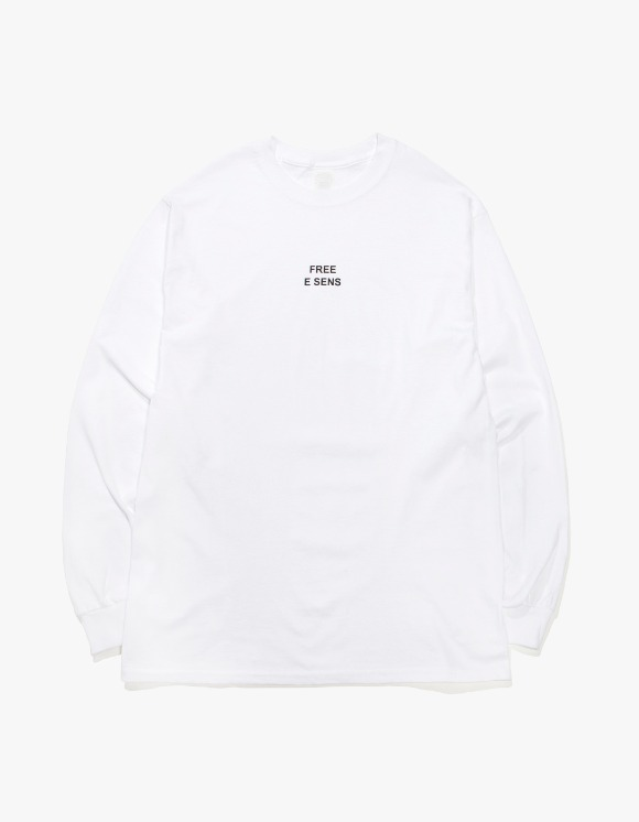 Beasts And Natives Alike Free E SENS Long Sleeve Tee | HEIGHTS. | 하이츠 온라인 스토어