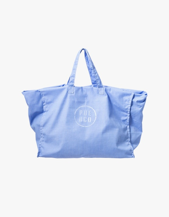 PUEBCO INC. Shirt Fabric Bag - Light Blue | HEIGHTS. | 하이츠 온라인 스토어