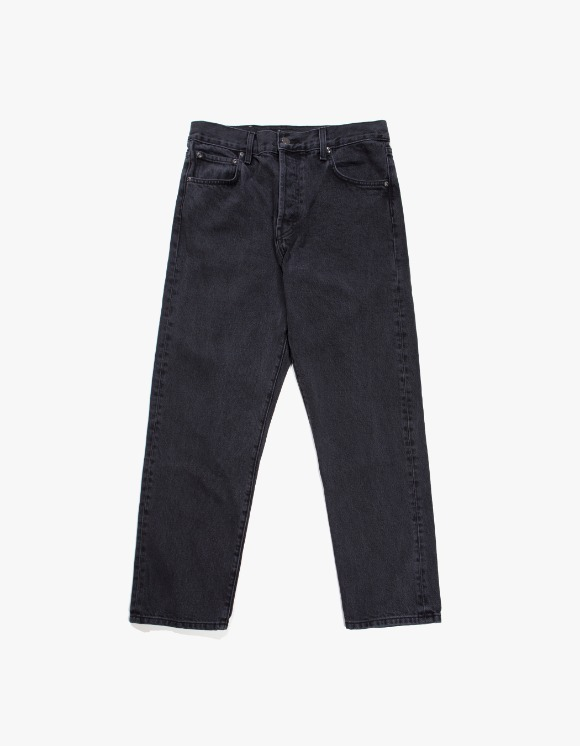 Stussy Big OL' Jean - Black Washed | HEIGHTS. | 하이츠 온라인 스토어
