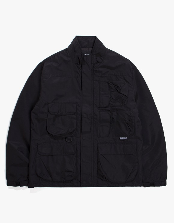Stussy Highland Jacket - Black | HEIGHTS. | 하이츠 온라인 스토어