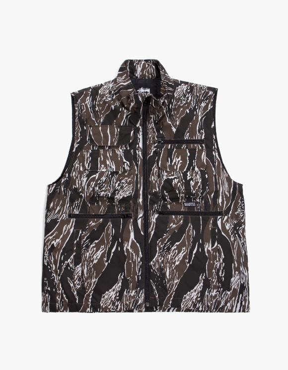 Stussy Highland Vest - Tiger Camo | HEIGHTS. | 하이츠 온라인 스토어