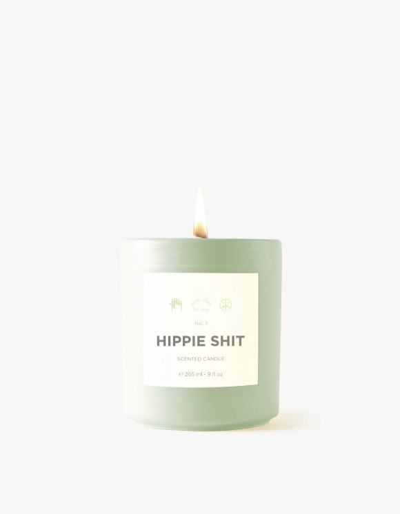 Mister Green Fragrance 1: Hippie Shit Candle | HEIGHTS. | 하이츠 온라인 스토어