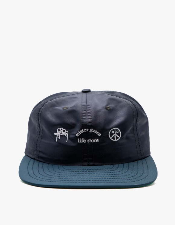 Mister Green Trifecta  Cap - Navy | HEIGHTS. | 하이츠 온라인 스토어