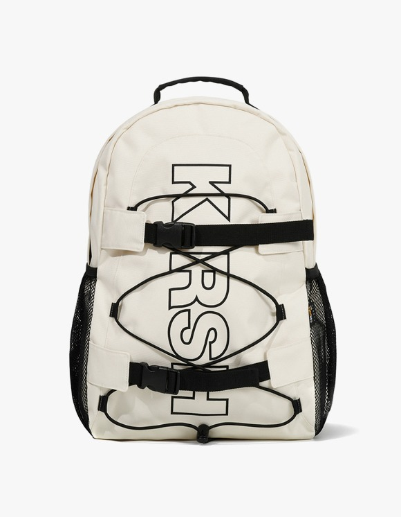 KIRSH KIRSH POCKET SPORTS BACKPACK JS - IVORY | HEIGHTS. | 하이츠 온라인 스토어