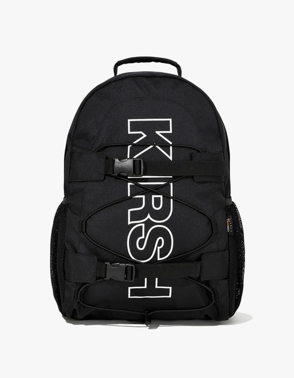 KIRSH KIRSH POCKET SPORTS BACKPACK JS - BLACK | HEIGHTS. | 하이츠 온라인 스토어