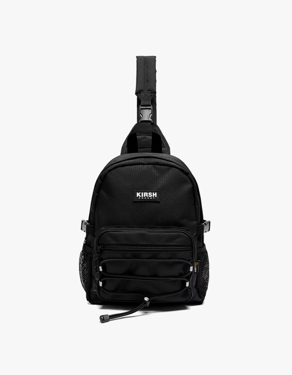 KIRSH KIRSH POCKET STRING SLINGBAG JS - BLACK | HEIGHTS. | 하이츠 온라인 스토어
