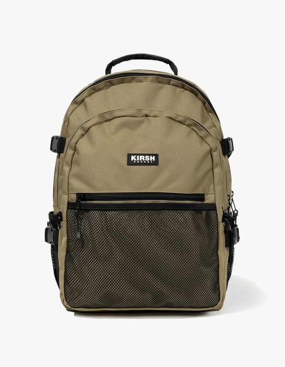 KIRSH KIRSH POCKET STORAGE BACKPACK JS - BEGIE | HEIGHTS. | 하이츠 온라인 스토어