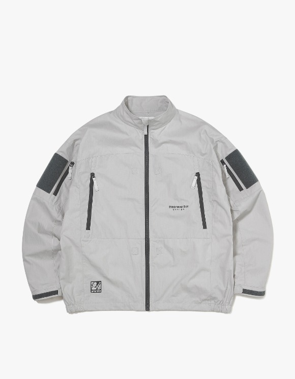 thisisneverthat PCU Jacket - Grey | HEIGHTS. | 하이츠 온라인 스토어