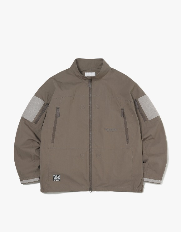 thisisneverthat PCU Jacket - Olive | HEIGHTS. | 하이츠 온라인 스토어