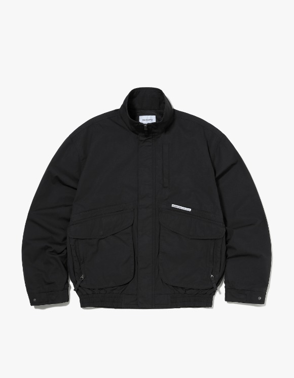 thisisneverthat Sportsman Jacket - Black | HEIGHTS. | 하이츠 온라인 스토어