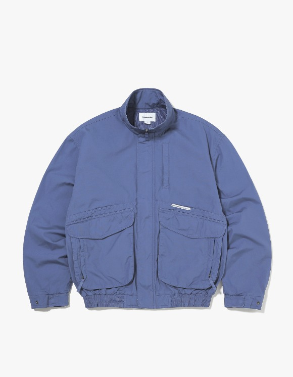 thisisneverthat Sportsman Jacket - Blue | HEIGHTS. | 하이츠 온라인 스토어
