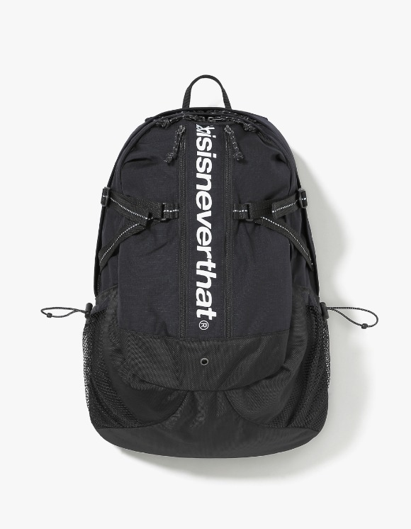 thisisneverthat CORDURA® 330D Nylon SP Backpack - Black | HEIGHTS. | 하이츠 온라인 스토어
