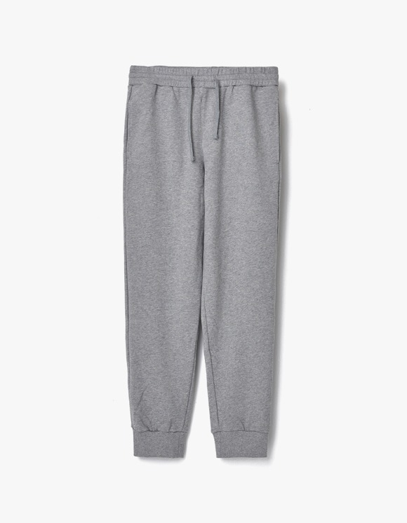 AECA WHITE Finest Cotton jogger Pants - Grey | HEIGHTS. | 하이츠 온라인 스토어