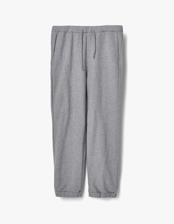AECA WHITE Finest Cotton Sweatpants - Grey | HEIGHTS. | 하이츠 온라인 스토어