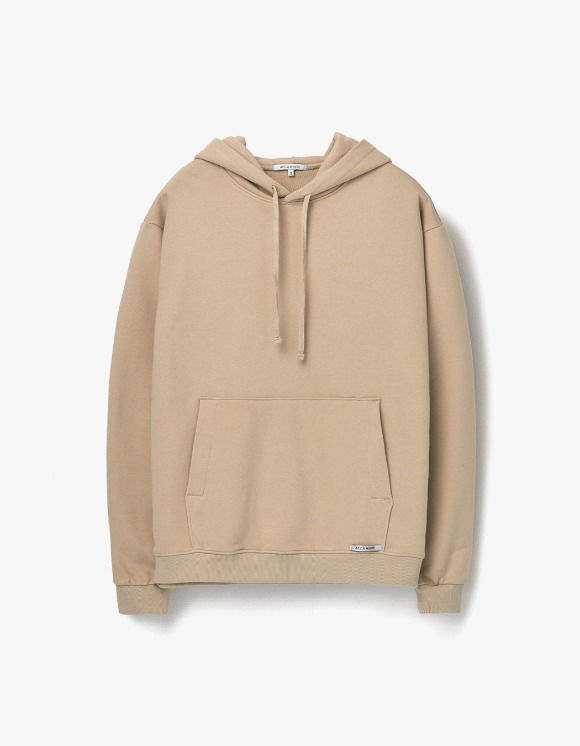 AECA WHITE Finest Cotton Pullover Hoodie - Beige | HEIGHTS. | 하이츠 온라인 스토어