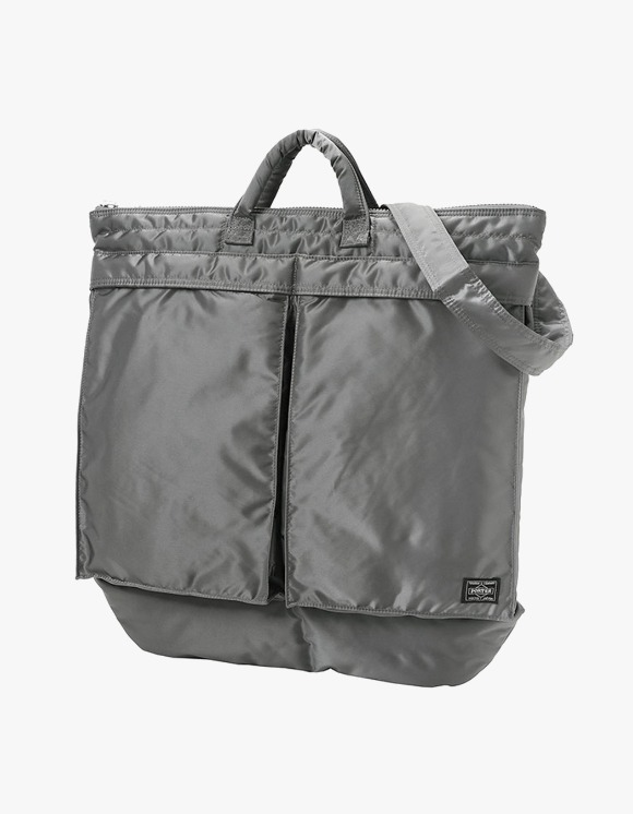 PORTER [622-68332] Tanker New 2Way Helmet Bag - Grey | HEIGHTS. | 하이츠 온라인 스토어