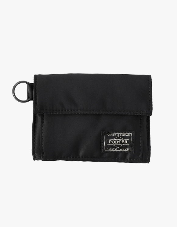 PORTER [622-68167] Tanker New Wallet - Black | HEIGHTS. | 하이츠 온라인 스토어