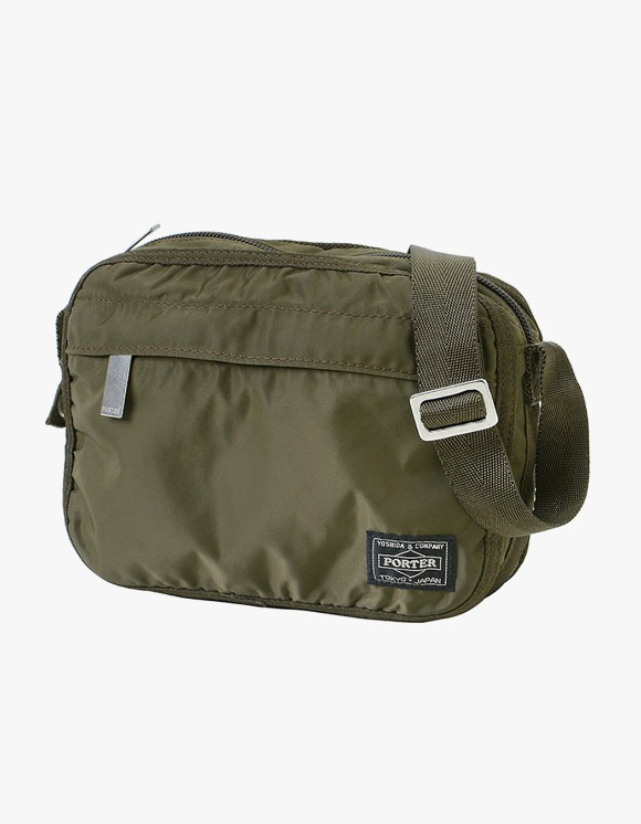 PORTER [690-17849] Frame Shoulder Bag - Sage Green | HEIGHTS. | 하이츠 온라인 스토어