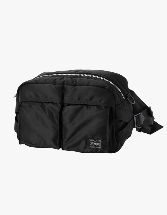 PORTER [622-68302] Tanker New Waist Bag - Black | HEIGHTS. | 하이츠 온라인 스토어