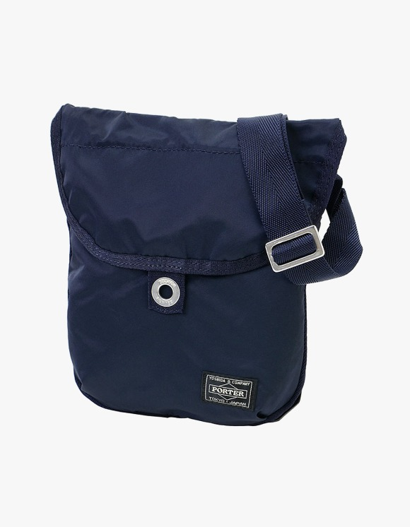 PORTER [690-17850] Frame Shoulder Bag - Navy | HEIGHTS. | 하이츠 온라인 스토어