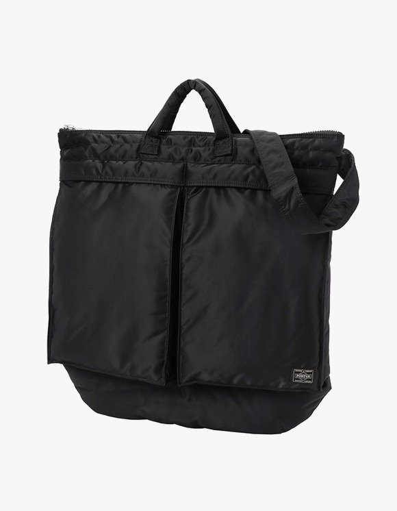 PORTER [622-68332] Tanker New 2Way Helmet Bag - Black | HEIGHTS. | 하이츠 온라인 스토어