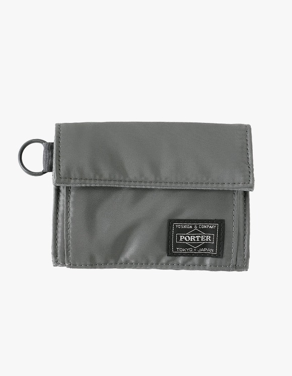 PORTER [622-68167] Tanker New Wallet - Grey | HEIGHTS. | 하이츠 온라인 스토어