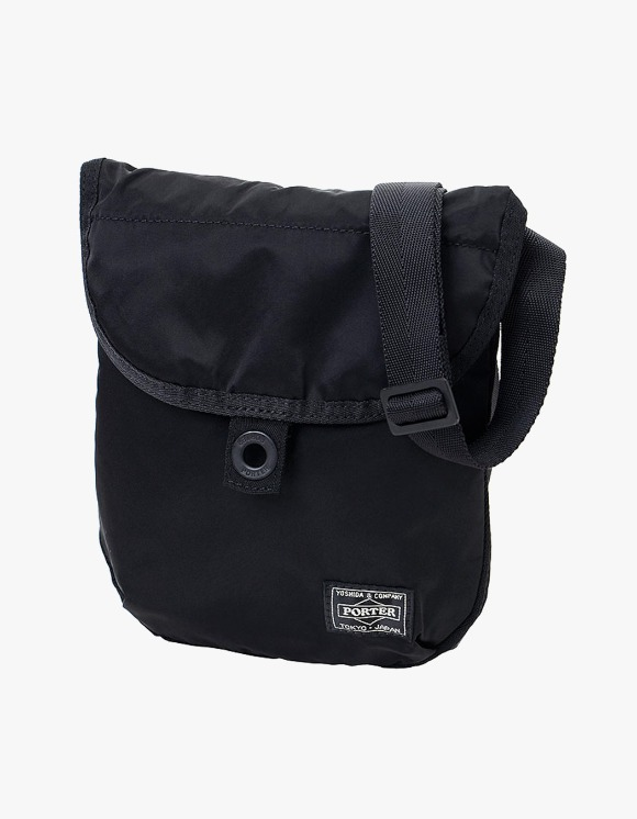 PORTER [690-17850] Frame Shoulder Bag - Black | HEIGHTS. | 하이츠 온라인 스토어