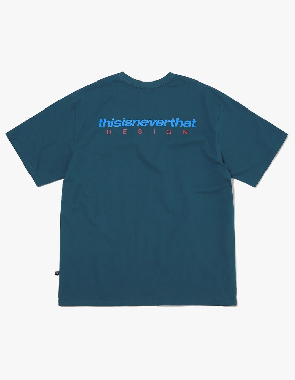 thisisneverthat DSN-Logo Tee - Dark Bluegreen | HEIGHTS. | 하이츠 온라인 스토어